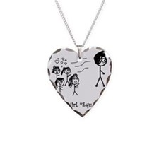 Fangirl Squee Necklace