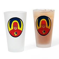 HAWK Drinking Glass