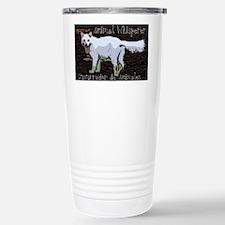 animal whisperer Stainless Steel Travel Mug