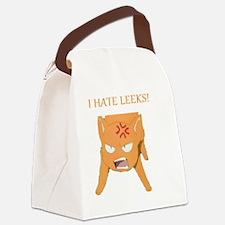 1Ihateleeks Canvas Lunch Bag