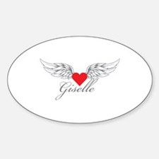 Angel Wings Giselle Decal