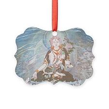 white tara. Ornament