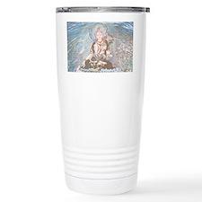 white tara. Travel Mug
