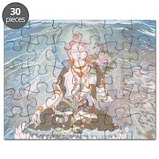 white tara. Puzzle