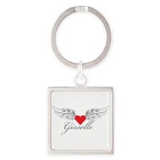 Angel Wings Gisselle Keychains