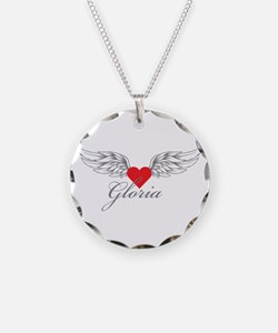 Angel Wings Gloria Necklace