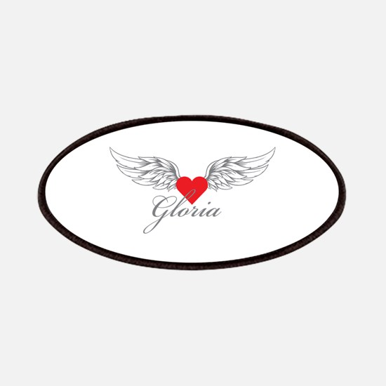 Angel Wings Gloria Patches