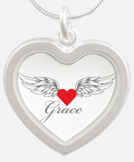 Angel Wings Grace Necklaces