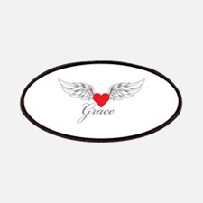 Angel Wings Grace Patches