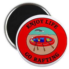 rafting2 Magnet