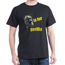 g is for T-Shirt