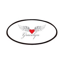 Angel Wings Gracelyn Patches