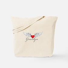 Angel Wings Gracelyn Tote Bag
