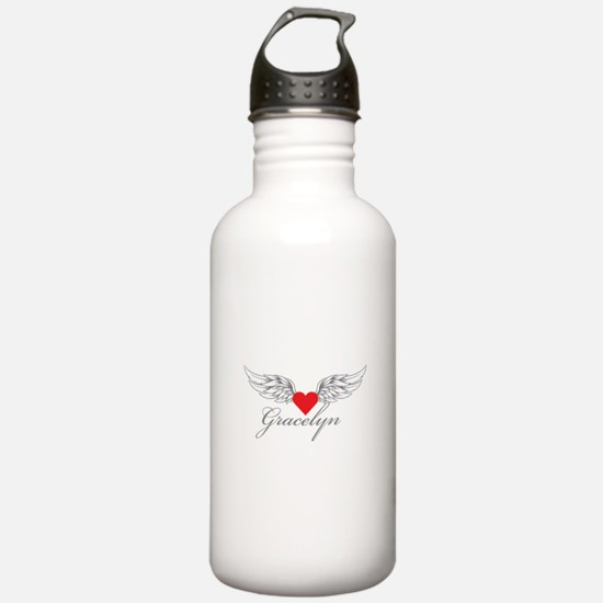 Angel Wings Gracelyn Water Bottle