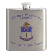 3rd bn 21th inf Flask