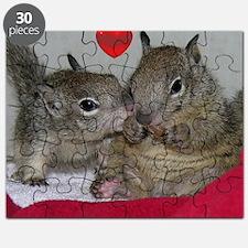 Valentine Squirrels Puzzle