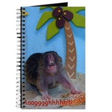 Belated Birthday Card Journal