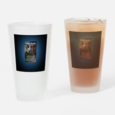 Winds of Fate button mag Drinking Glass