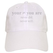 Your-neg Baseball Cap