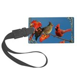 Birds Luggage Tags