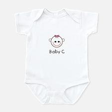 Baby C Infant Bodysuit