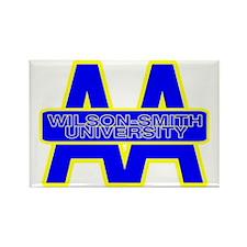 AA WILSON SMITH Rectangle Magnet