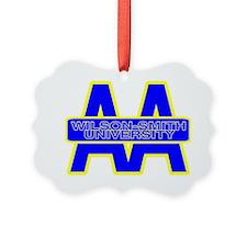 AA WILSON SMITH Ornament