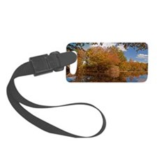 uxbridge Panorama Luggage Tag