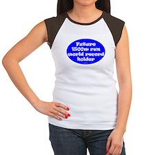 Future 1500m WR Holder Women's Cap Sleeve T-Shirt