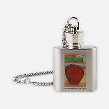 Teachers Day Flask Necklace