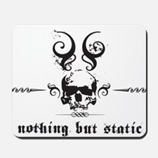 Nothing but Static 1 Mousepad