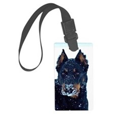 Snow Queen Luggage Tag