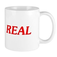 Fibromyalgia Is A Real Pain BW Mug