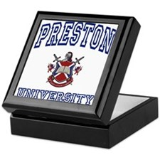 PRESTON University Keepsake Box