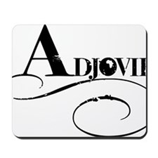 adjovie_logo4 Mousepad