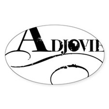 adjovie_logo4 Decal