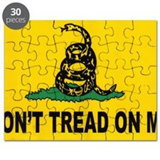 dont tread yard sign Puzzle