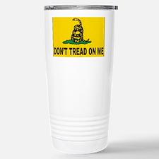 dont tread yard sign Travel Mug