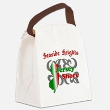 seaside-heights-new-jersey Canvas Lunch Bag
