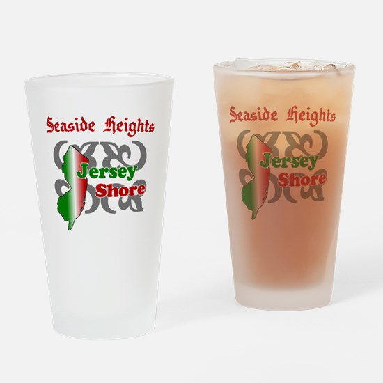 seaside-heights-new-jersey Drinking Glass