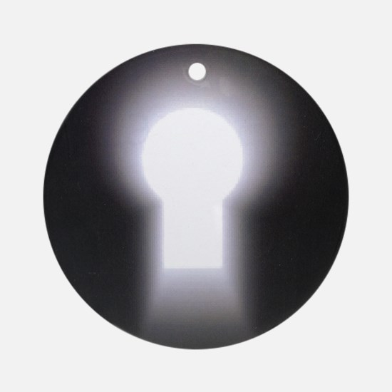 logo only Round Ornament