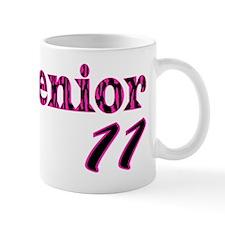 Wild Senior2 11 10x10 Mug