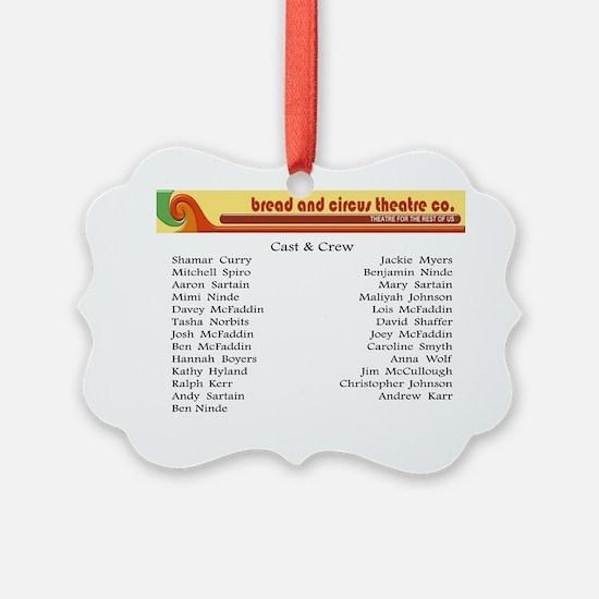 james cast list copy Ornament