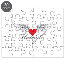 Angel Wings Haleigh Puzzle