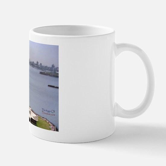 New Colossus Mug
