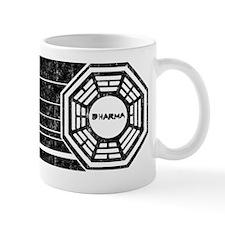 dharma-initiative-retro-vintage Mug