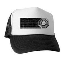 dharma-initiative-retro-vintage Hat