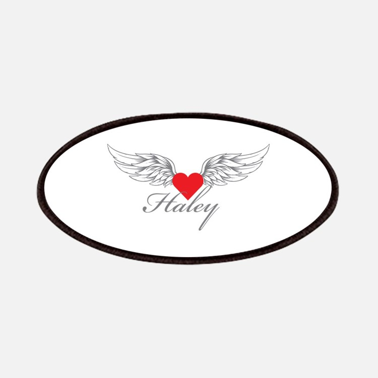 Angel Wings Haley Patches