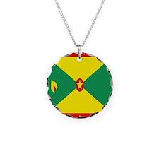 Grenada_Pillow Necklace