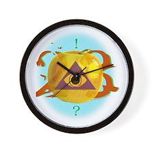 nRAWapple Wall Clock